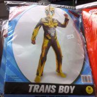 Este año mi hijo se disfraza de trans