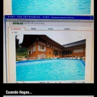 La perspectiva en las fotos de la inmobiliaria