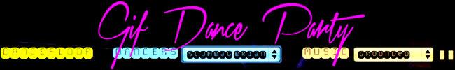 Gif dance