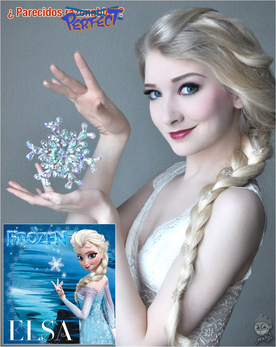 parecidos razonables frozen