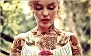 marilyn-tatuada