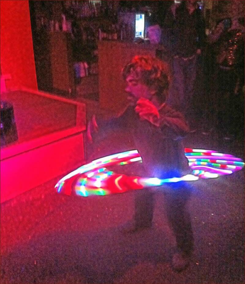 Tyrion bailando hulahop