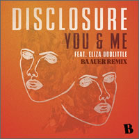 Disclosure - You and Me ft. Eliza Doolittle (Flume Remix)