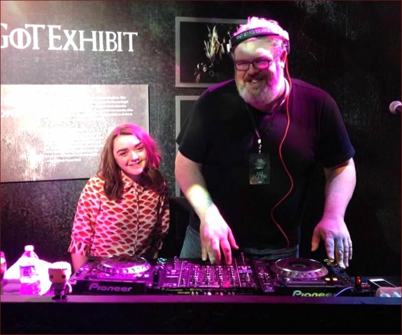 Hodor de GOT de DJ