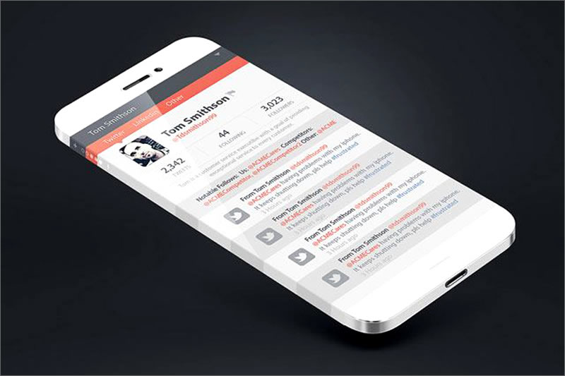 iphone6 concepto