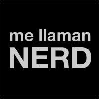 me llaman nerd