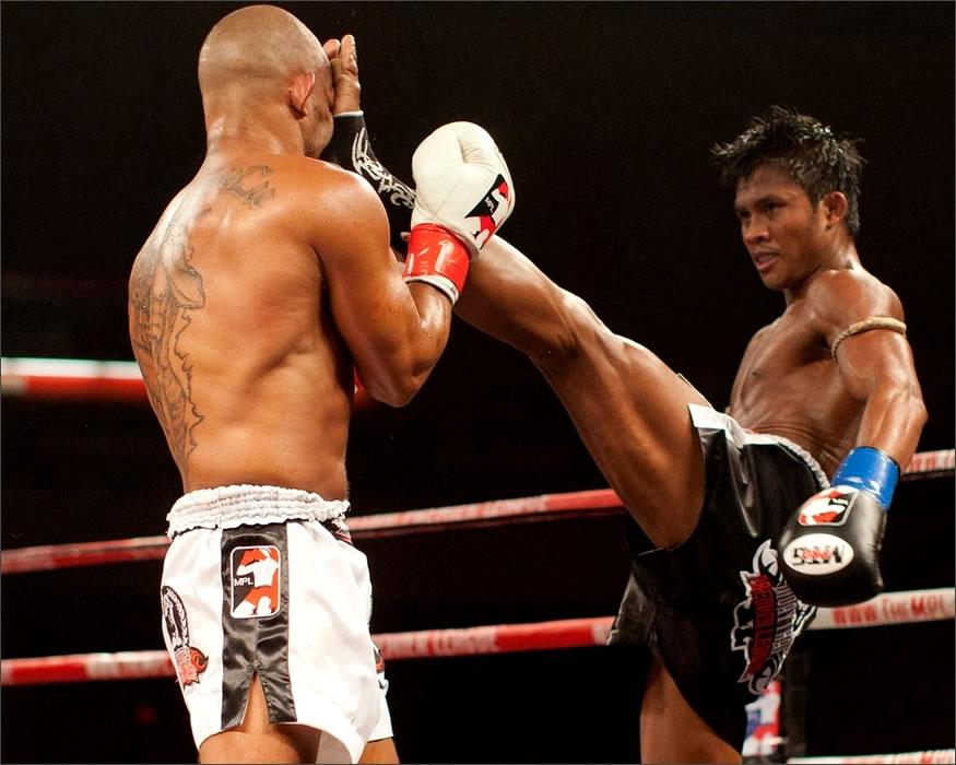 campeón de Muay Thai