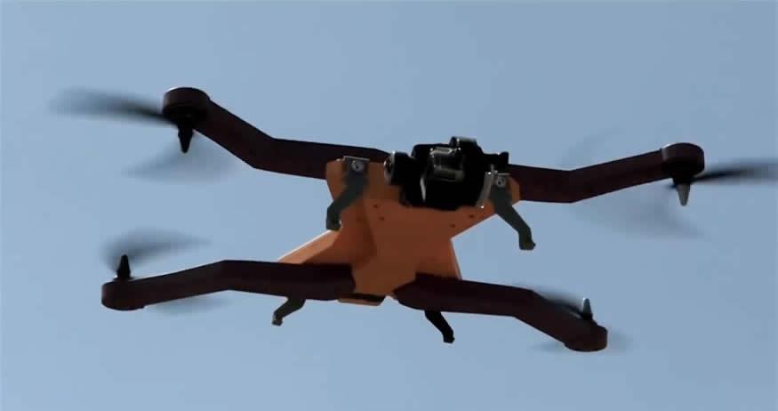 Airdog, la cámara que te sigue