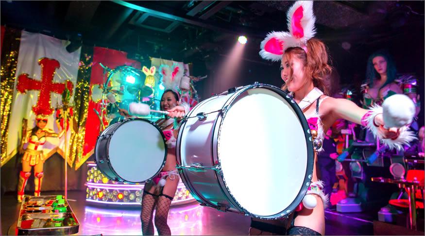 tokio-tamboreras