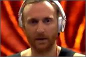 David Guetta drogado
