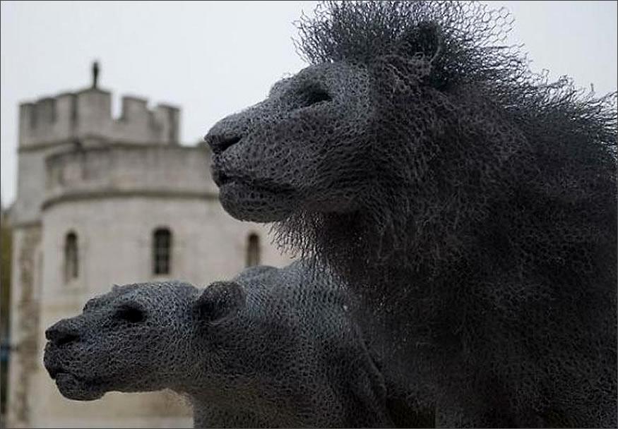 leones-escultura