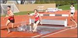 Carrera de salto de obstáculos