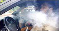 Fumando con los bajos