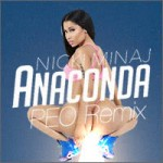 anaconda nicki minaj peo remix