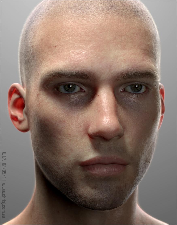 Realismo perfecto en 3D