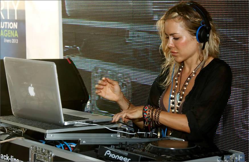 Ser DJ es fácil