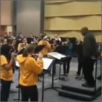Rabia en la clase de música