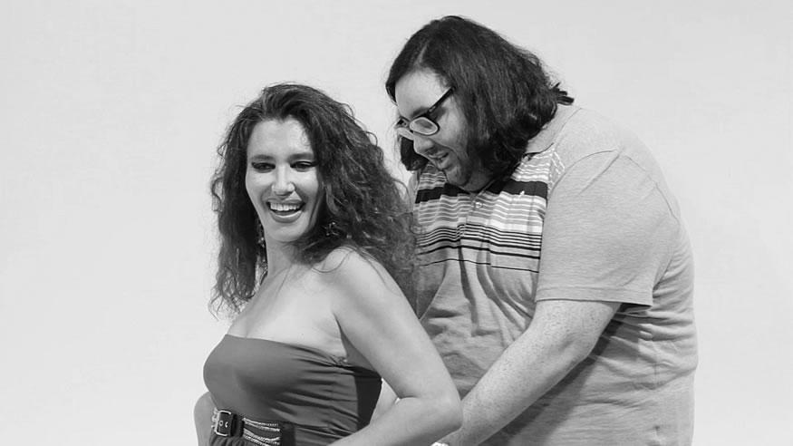 Tocando a tu actriz porno favorita
