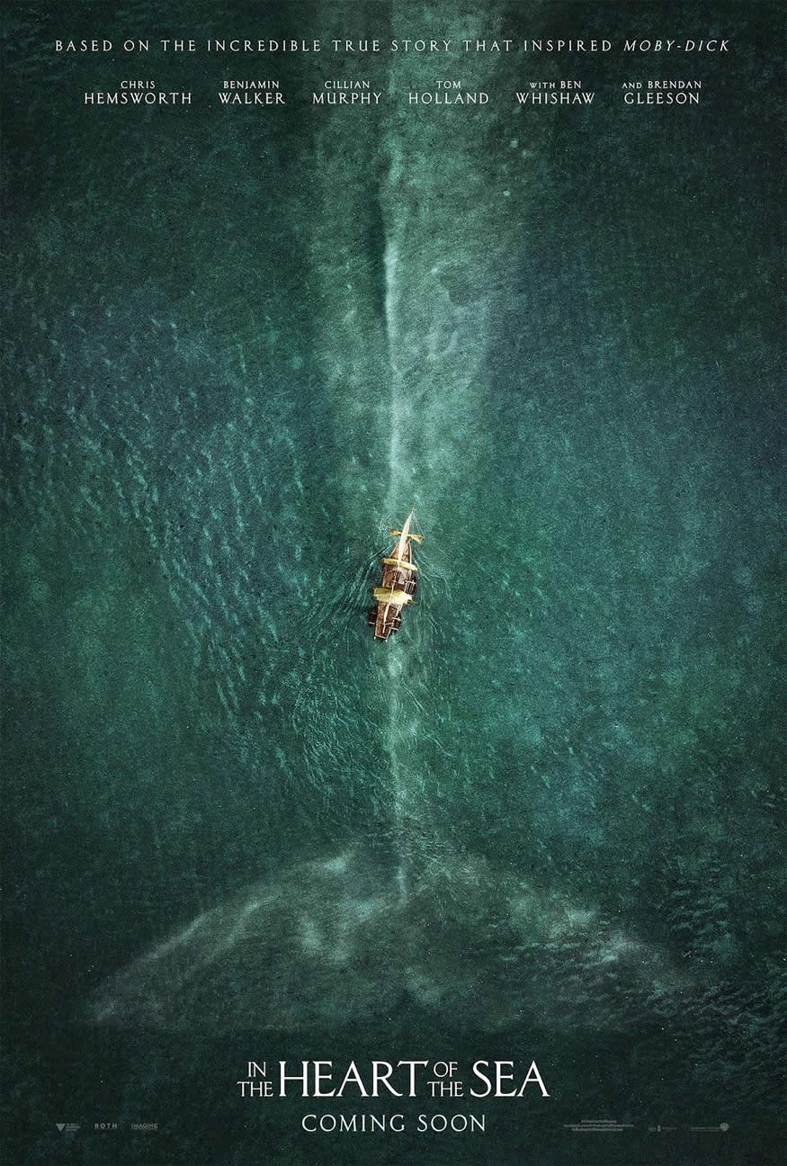 Poster In the Heart of the Sea