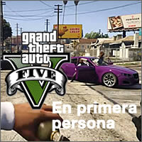 GTA V en primera persona