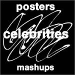 posters mashups famosos