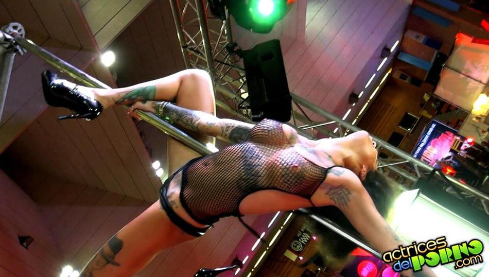 Bonnie Rotten show