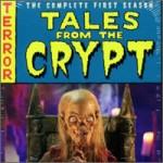 La intro de Historias de la Cripta en 3D