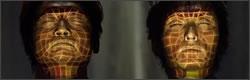 Cambio de cara con proyecciones