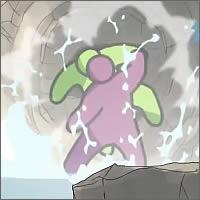 Corto de animación a lo Dragon Ball