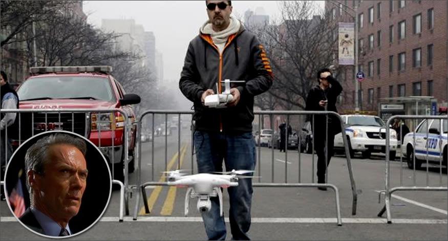 dron armado