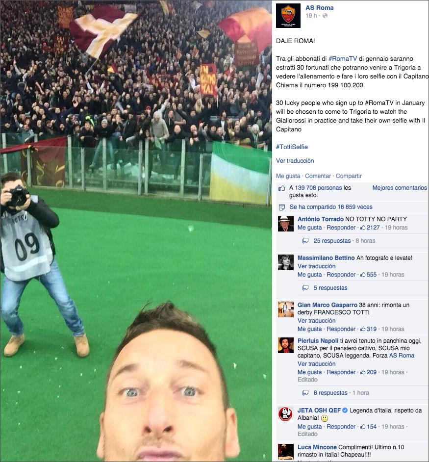 selfie-totti-roma