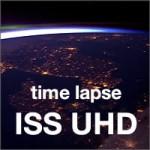 Mirando a la tierra desde la ISS en UHD