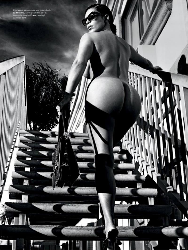 Kim Kardashian vuelve a desnudarse