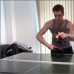 Profesional de Ping Pong
