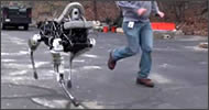robot de Boston Dynamics