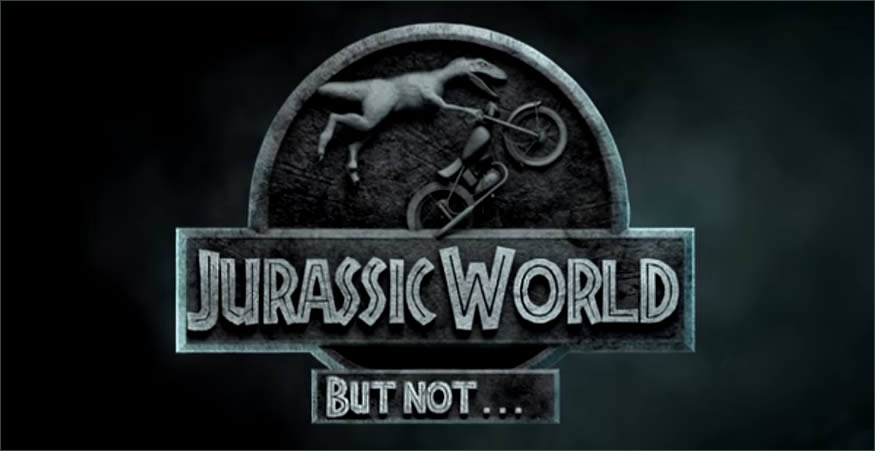 Versión WTF del tráiler de Jurassic World