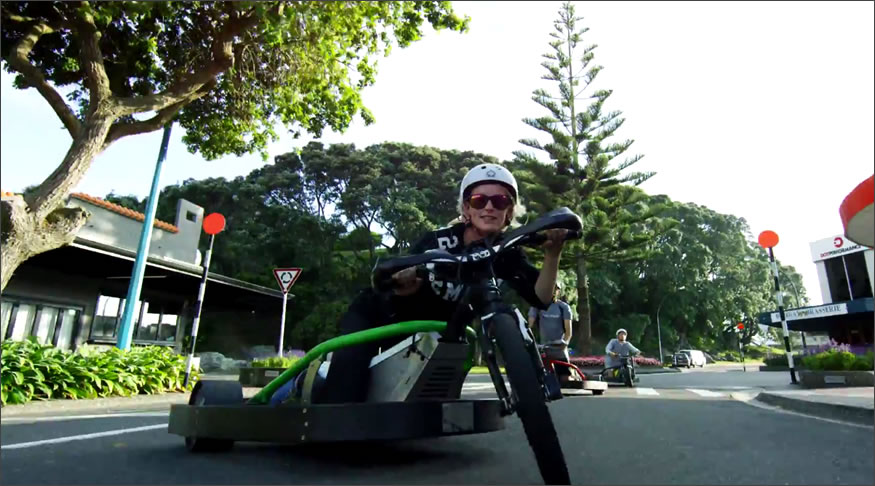 Triciclos motorizados