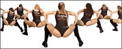 Twerking ruso