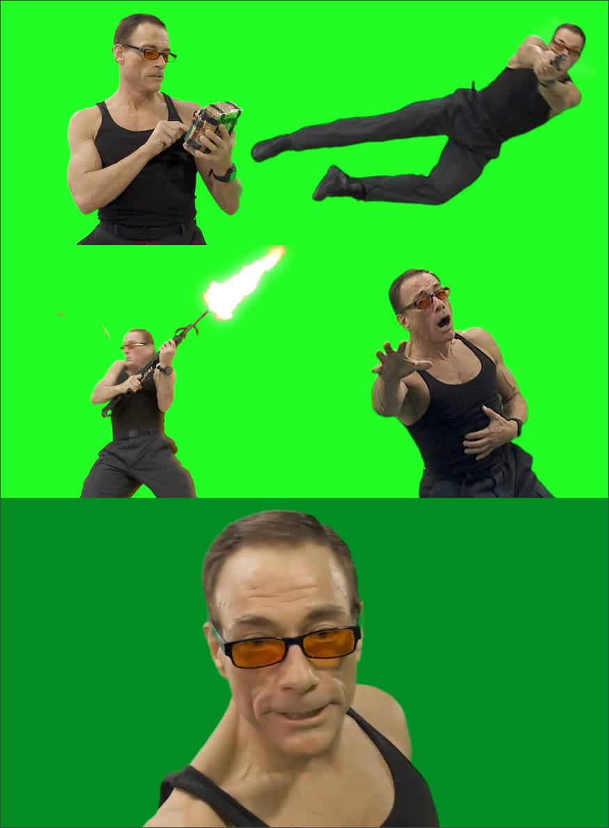 Jean-Troll Van Damme