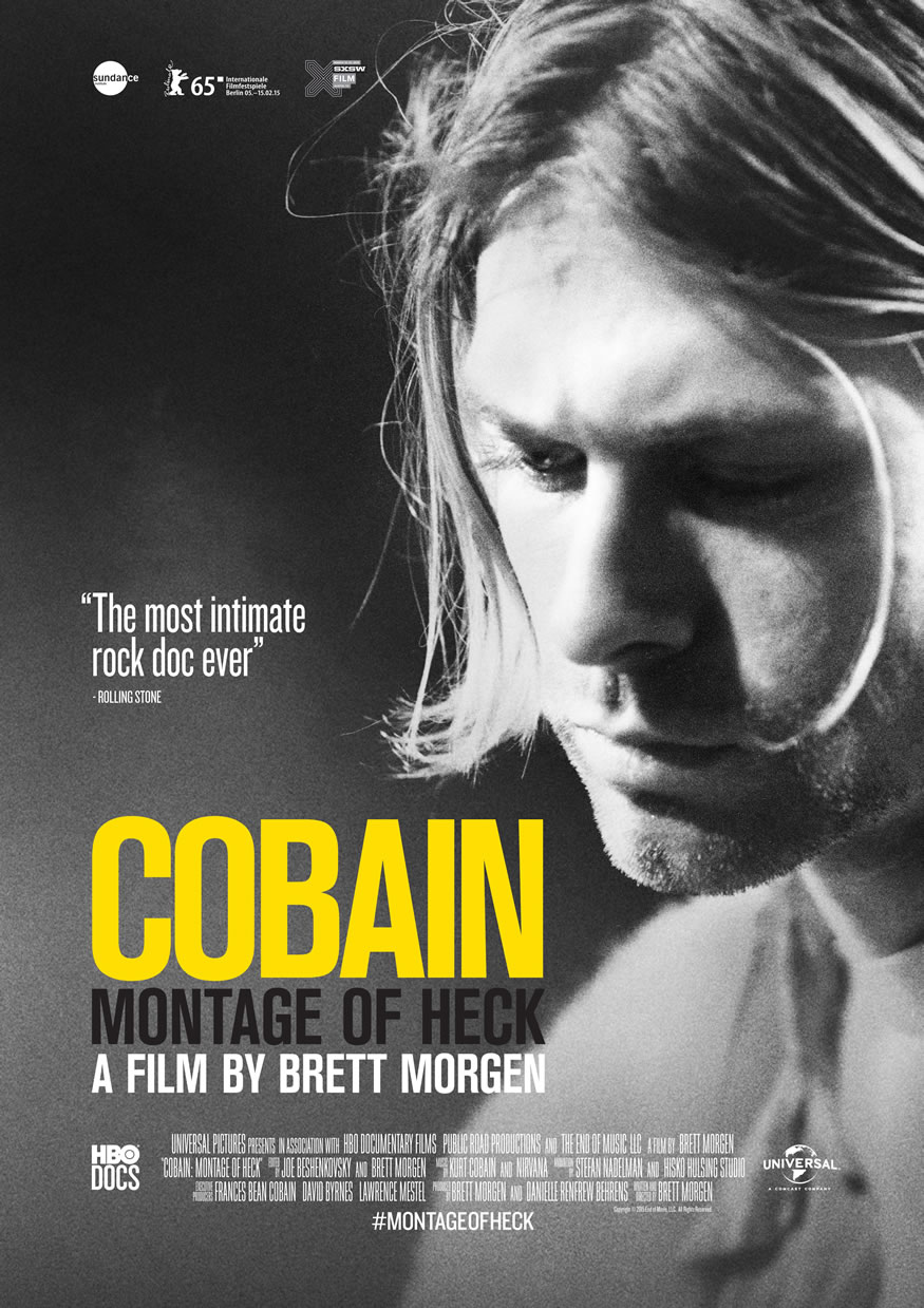 documental de Kurt Cobain