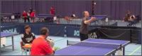 maestro del ping pong