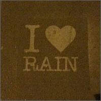 Street art los días de lluvia