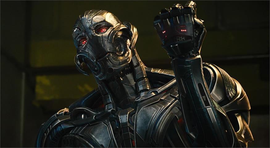 Los Vengadores La era de Ultron