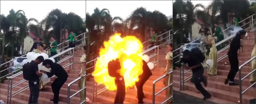 fails de explosiones