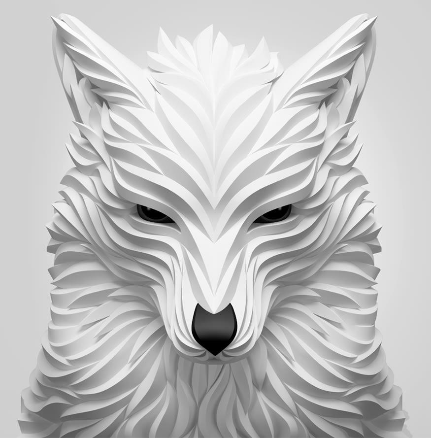 ilustra-lobo-blanco