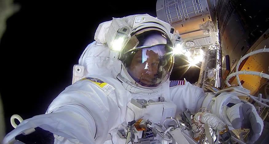 Un POV de una hora en el espacio