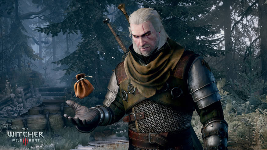 The witcher 3 wild hunt - gameplay