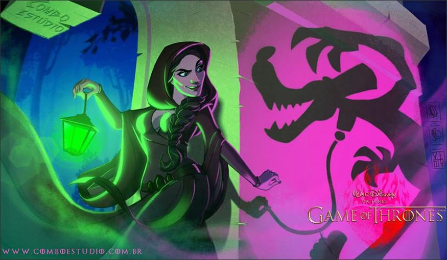 Juego de Tronos Disney