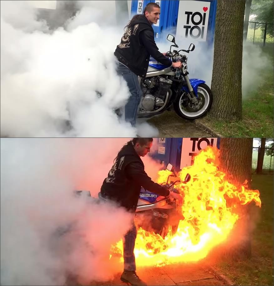 moto-quema