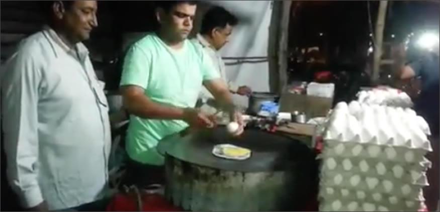 Tortilla con sorpresa
